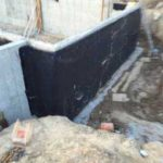 new construction waterproofing