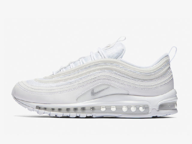 The Air Max 97 goes real clean this April