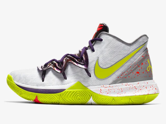 Keepin' it in check: Nike releases the Kyrie 5 'Mamba Mentality'