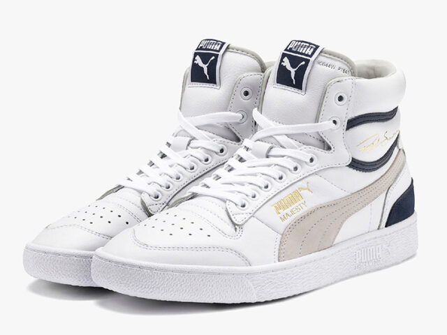 PUMA Basketball brings back a classic silhouette this weekend