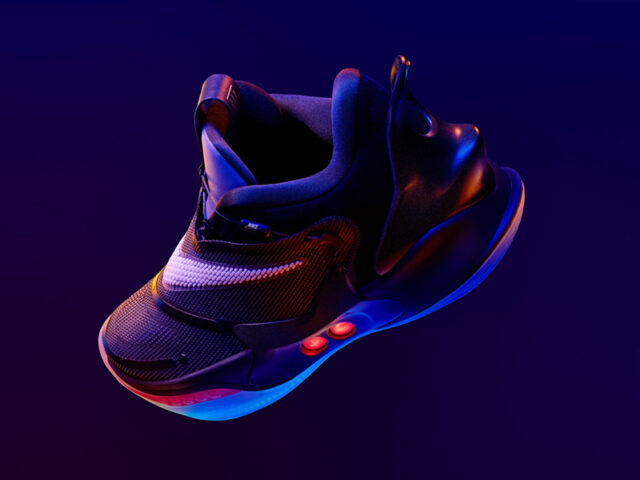 Nike unveils the Adapt BB 2.0