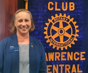 Vickie Randel | Lawrence Central Rotary