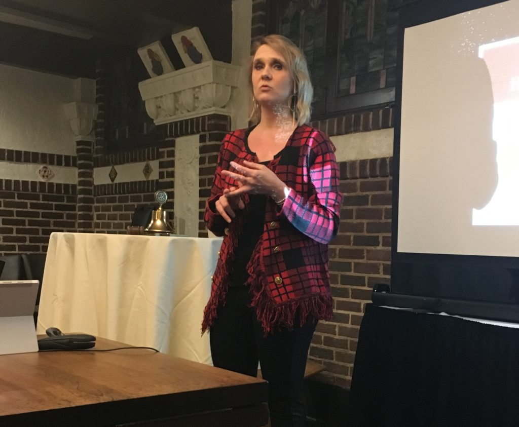 Luttrell Explains Local Impact of Human Trafficking