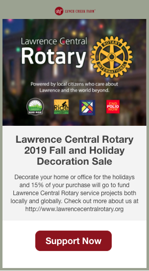 LCR wreath sale 2019
