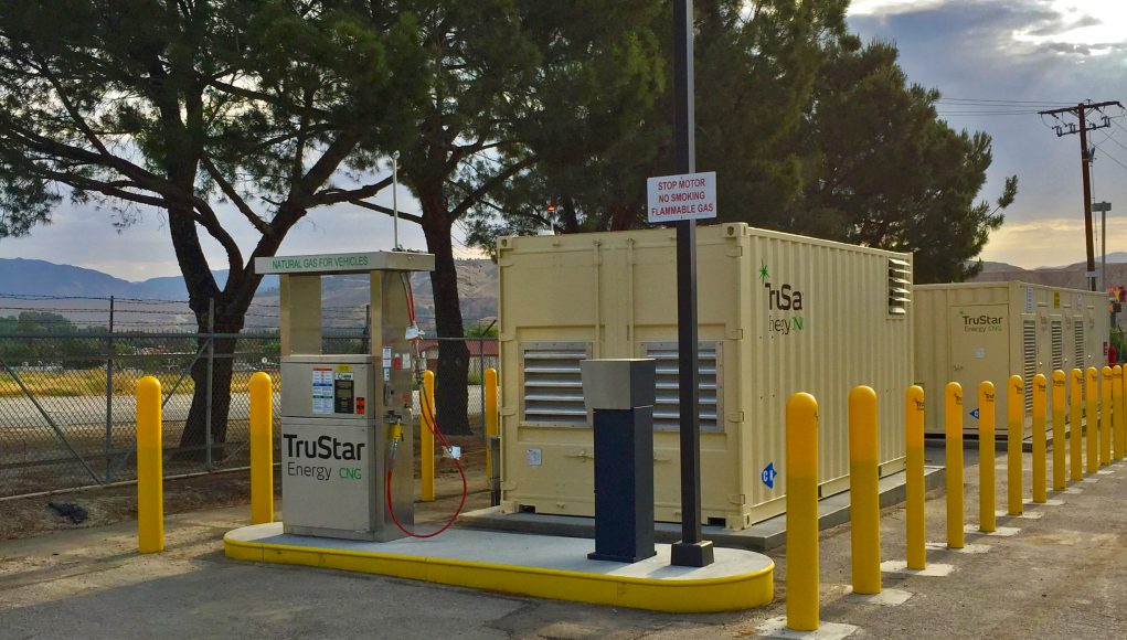 LA County Dept. of Public Works Completes Compressed Natural Gas (CNG) Stations