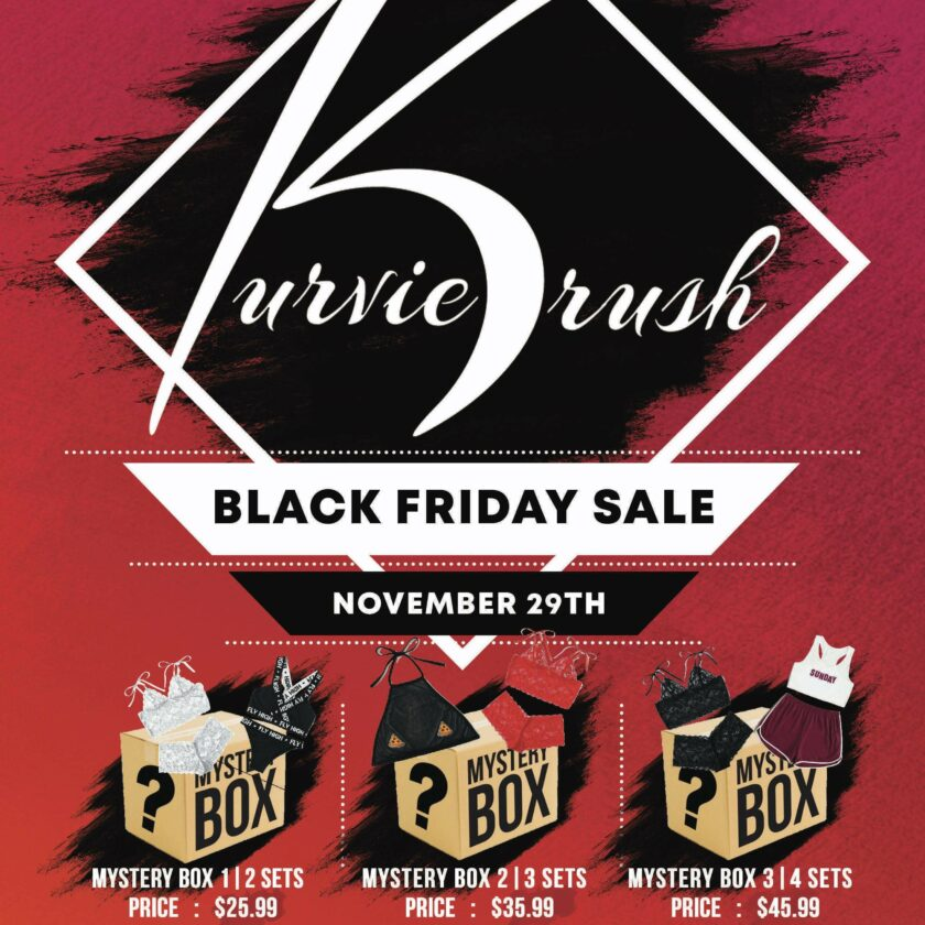 Black Friday Kurvie Krush Sale Mystery Box