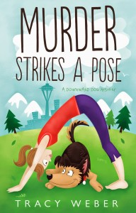 Murder-Strikes-Pose-Tracy-Weber-Cover