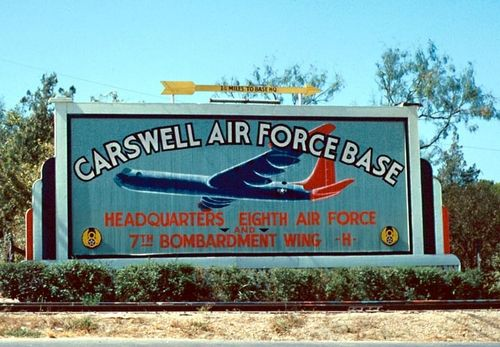 Caswell AFB