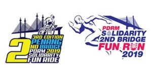 PDRM Solidarity 2nd Bridge Fun Ride & Run 2019 @ Queensbay Mall