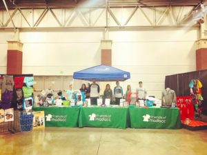 Friends of MADACC at 2016 Great Lakes Pet Expo