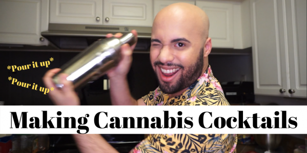 Making Cannabis Cocktails