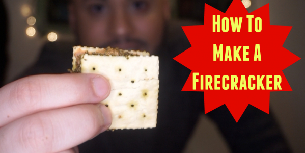 How To Make a Firecracker