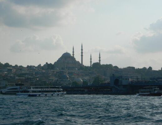 Istanbul in Instalments: Mosques and More