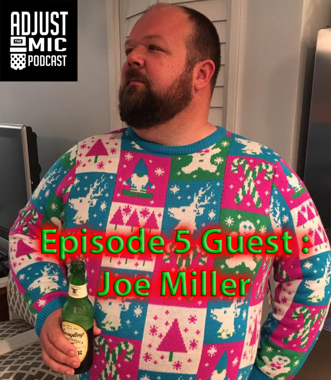 Episode #5 Hardware Stores and Hurricanes with Charley and Joe