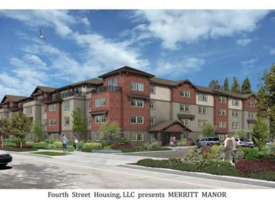 Merrit Manor: New Affordable Housing Groundbreaking