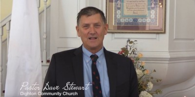 Pastor Dave Welcome