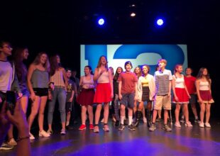 """ECDS students perform the musical """"13"""""""