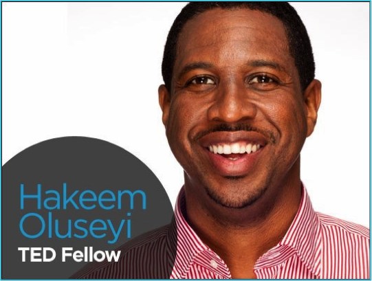 Hakeem Oluseyi Shares Inner City Inspiration