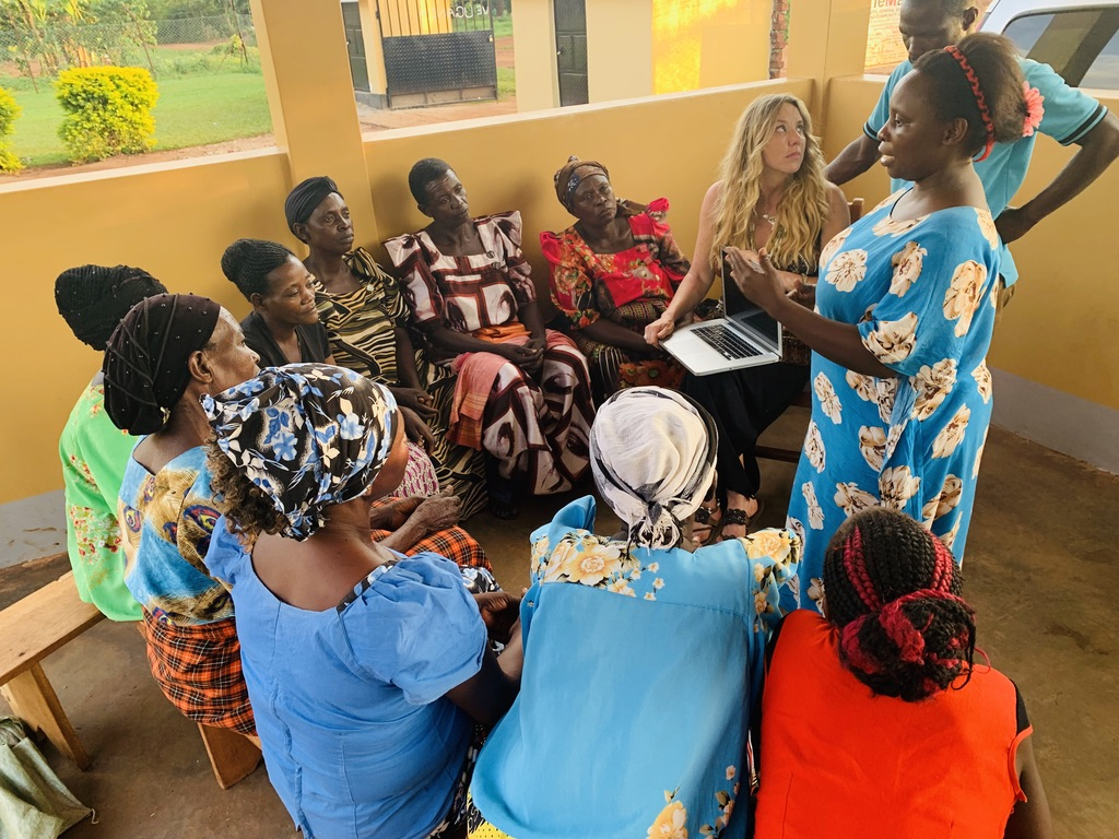 OneMama founder and CEO Siobhan Neilland documents her recent visit to the OneMama Health Center in Uganda and Tanzania which she created