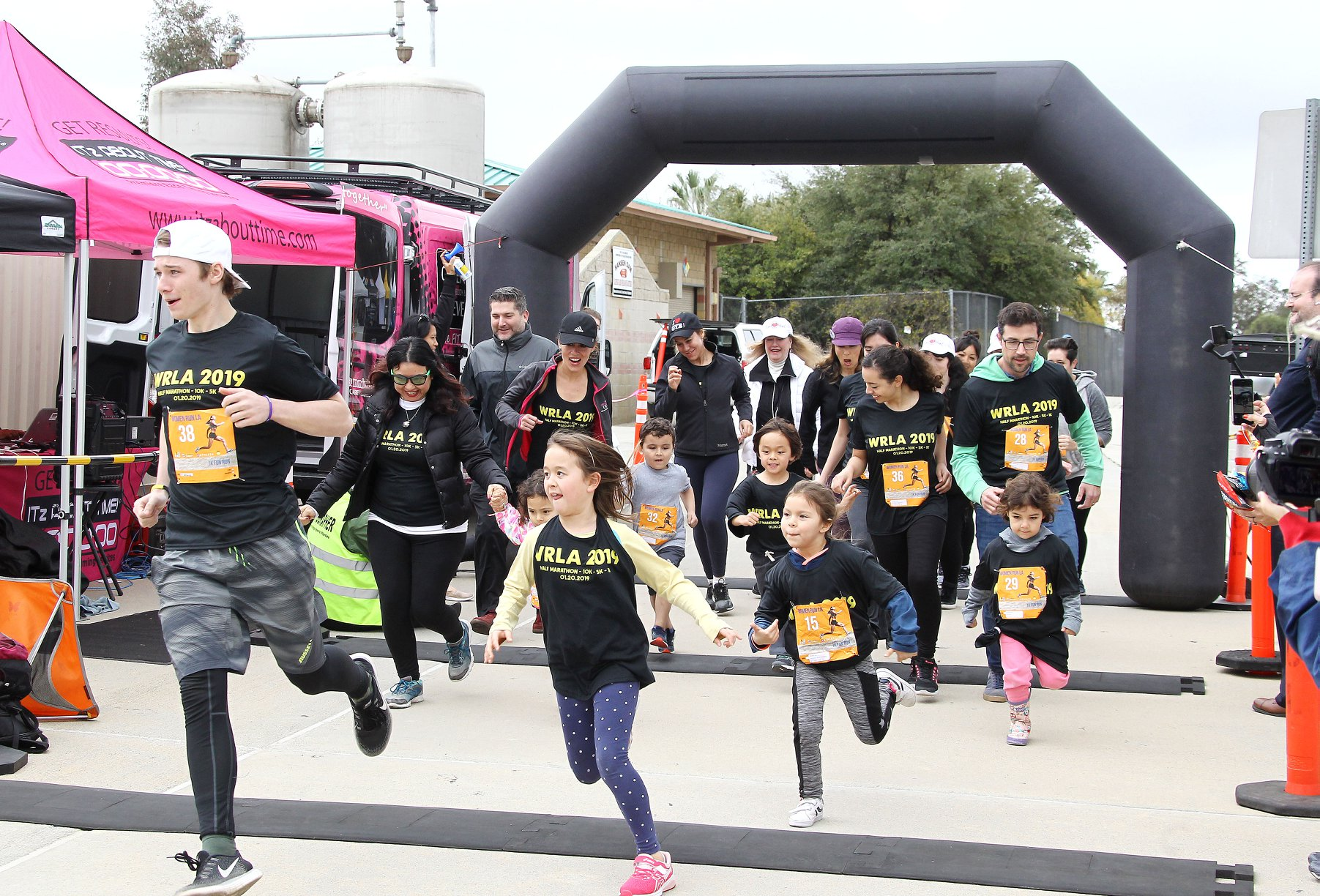 Women Run LA: All The Photos From The Day