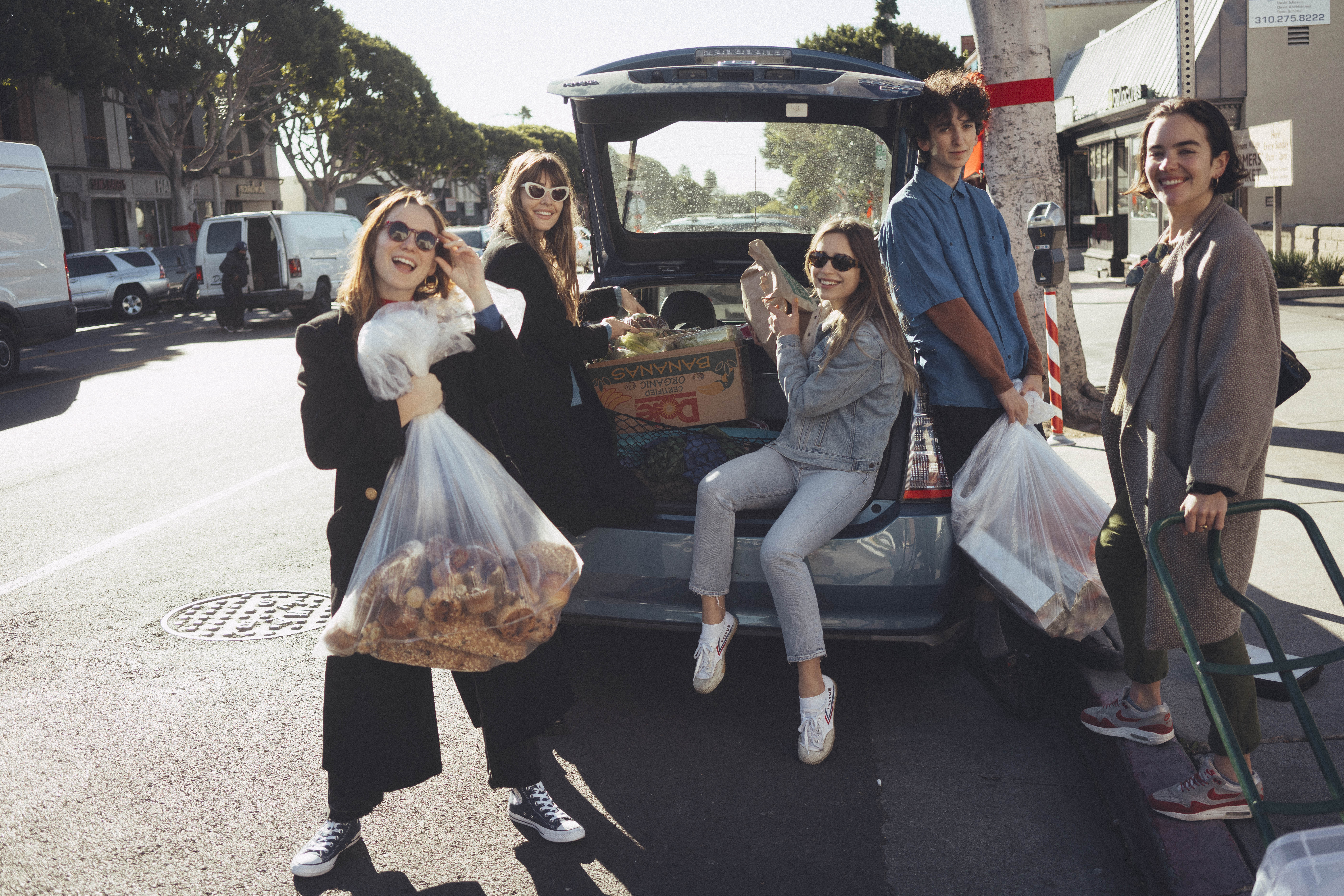 Feeding the homeless & hungry in Los Angeles: How one organization is on track to provide 204,000 meals to those in need by recycling food