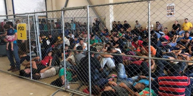 Outraged by detained migrant children living in 'inhumane conditions'? Here's how you can make a difference
