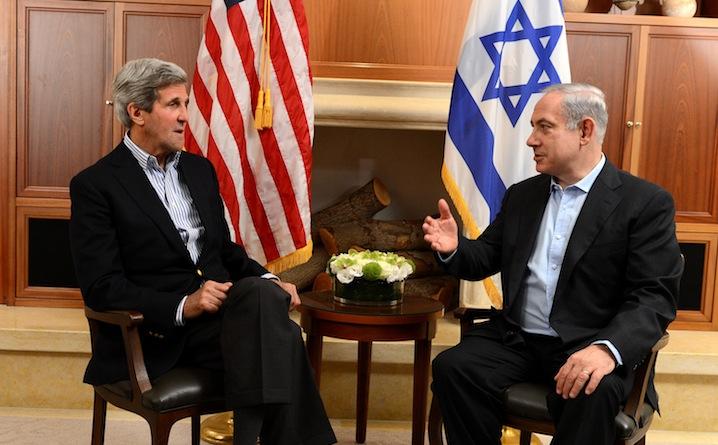 Bibi and Kerry