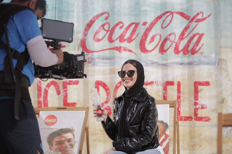 THE WORLD'S FIRST #ICEBOTTLE IS NOW IN DUBAI!