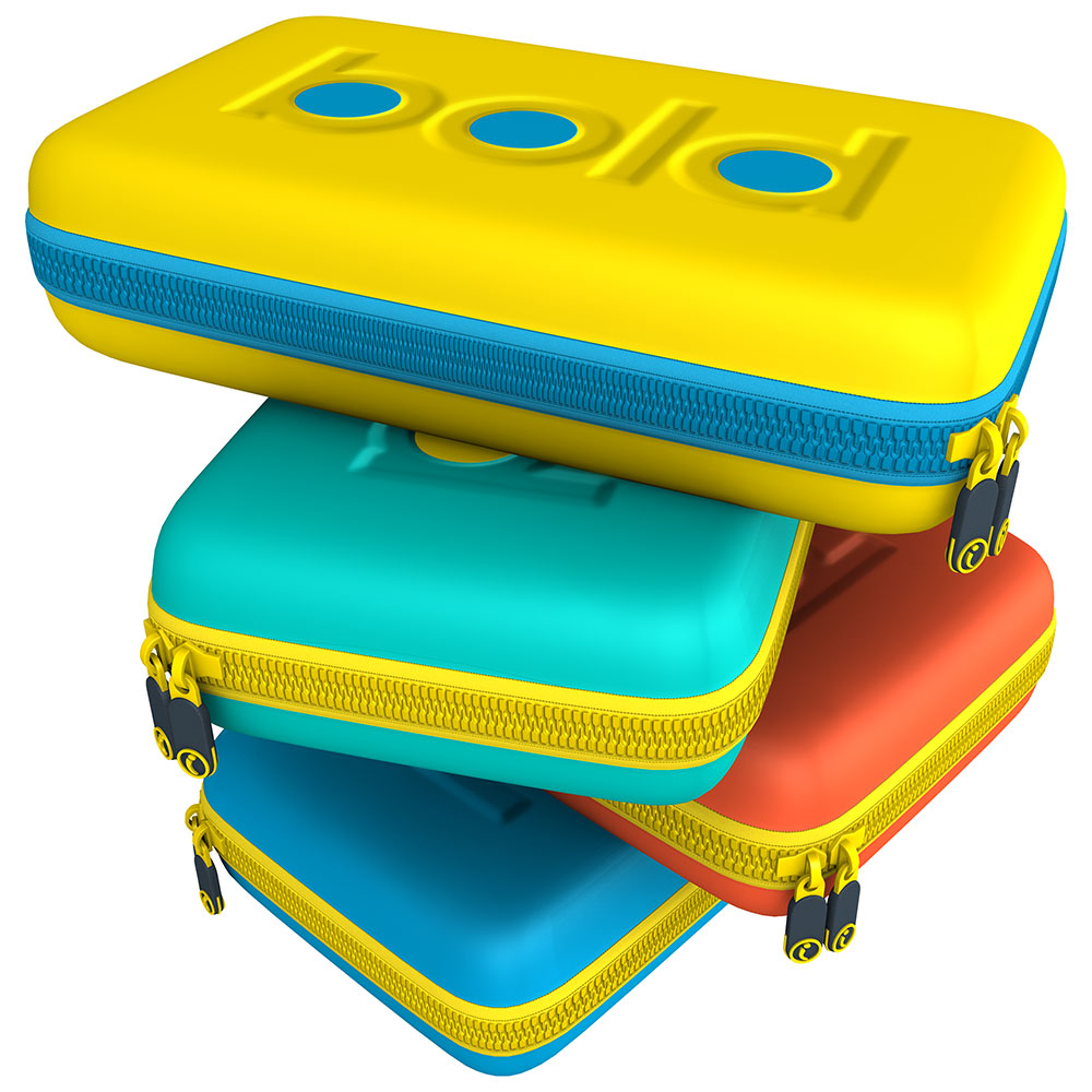 iQ BOLD Eva Multipurpose Accessory Case Extra Large 55505