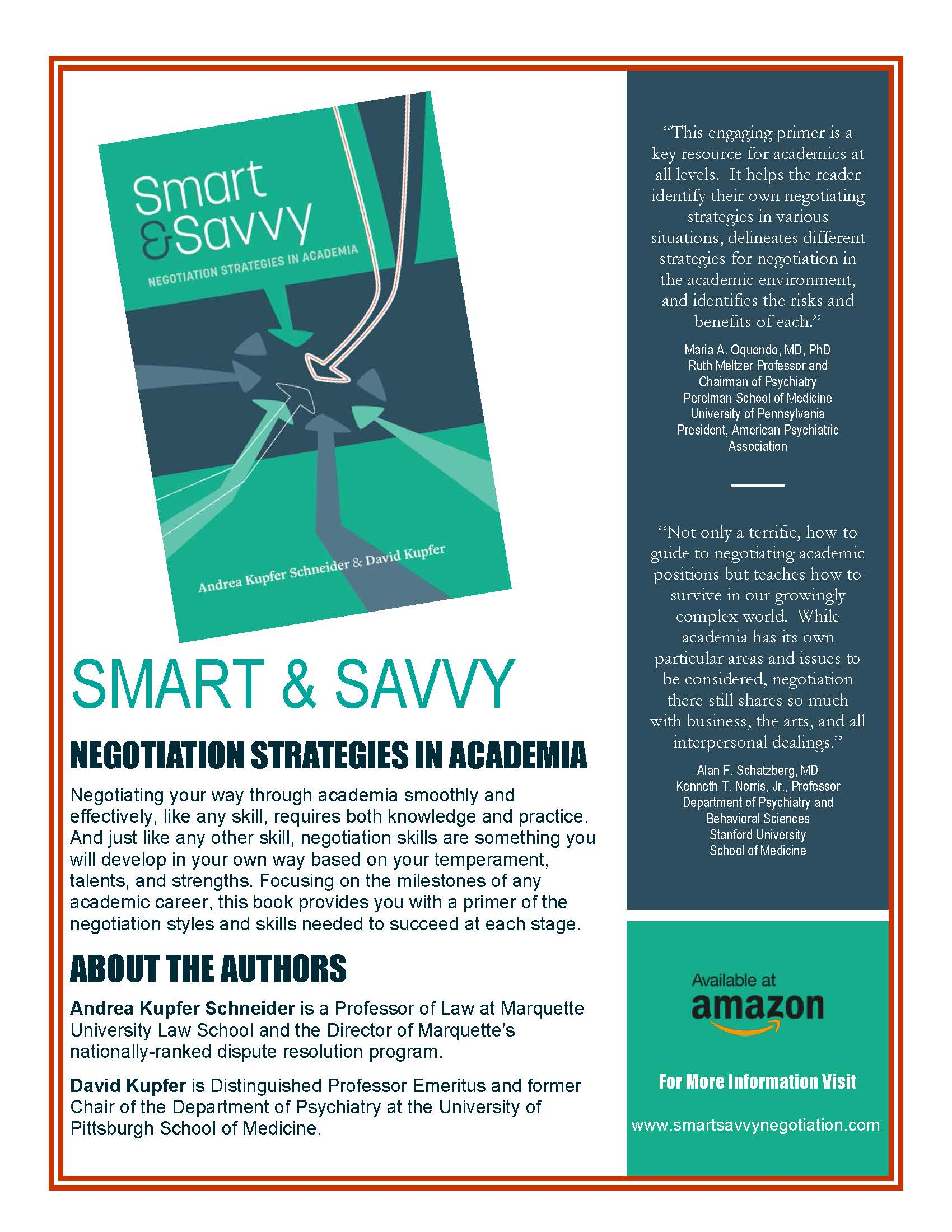 Smart & Savvy: Negotiation Strategies in Academia | Indisputably