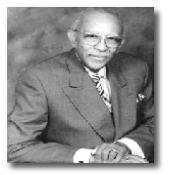 Reverend G.E. Weaver