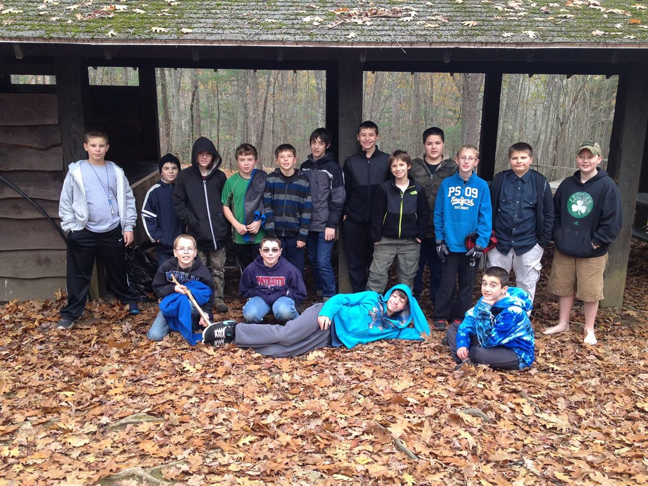 New Douglas Boy Scout Troop 316 Off To A Busy Start