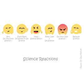 Science Reactions
