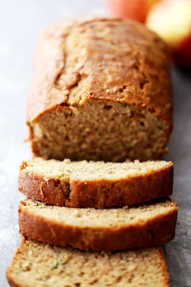 Healthy-Apple-Zucchini-Bread