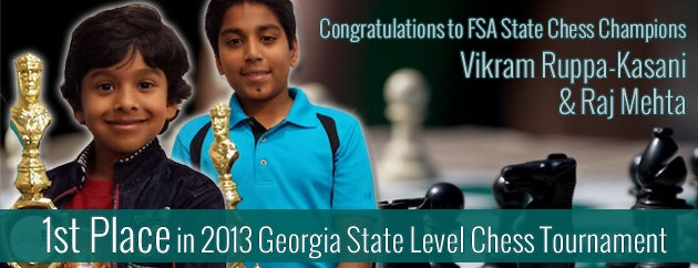 fulton science academy chess champions