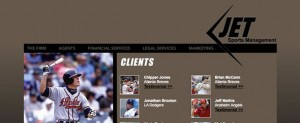B.B. Abbott of Jet Sports Management is serving as advisor to many players projected to be picked early in the 2013 MLB Draft.