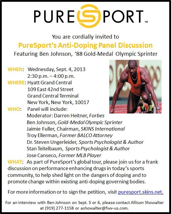 PureSport Panel Discussion Invite FINAL