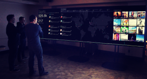 A preview of the Postano Command Center.