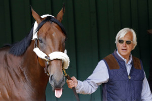 Leverage Agency has signed American Pharaoh  (Credit: Geoff Burke-USA TODAY Sports)