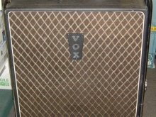 VOX AC100 stack with rare early stand