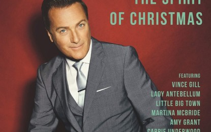 """Michael W Smith: """"The Spirit of Christmas"""" with Grand rapids Symphony  @ Resurrection Life Church"""
