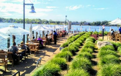 6 Lovely Outdoor Dining Spots in West Michigan