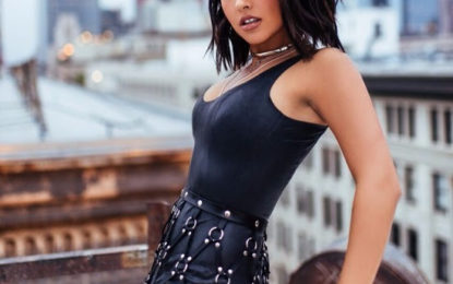 "BECKY G's Brand New Single ""MAYORES"" Feat. BAD BUNNY Is Already A Major Hit"