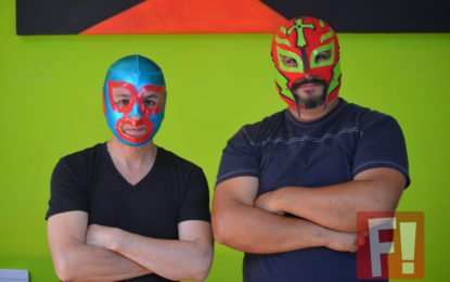 The Art and Culture of Lucha Libre