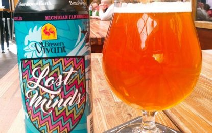 Craft beer: Brewery Vivant Lost Minds