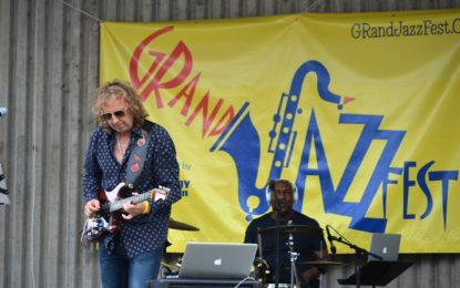 Jazz Up your weekend at the GRandJazz Fest