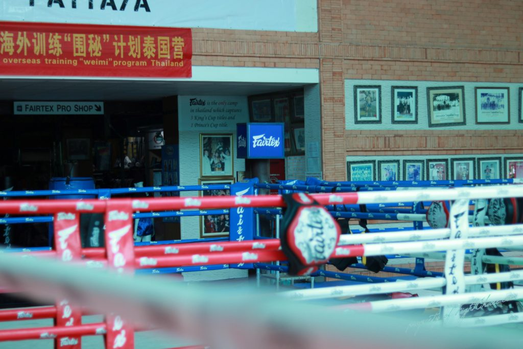 Fairtex training center