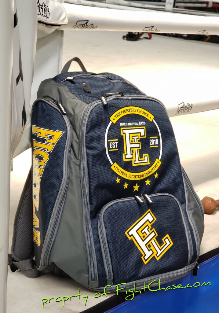 Fight Lab backpack