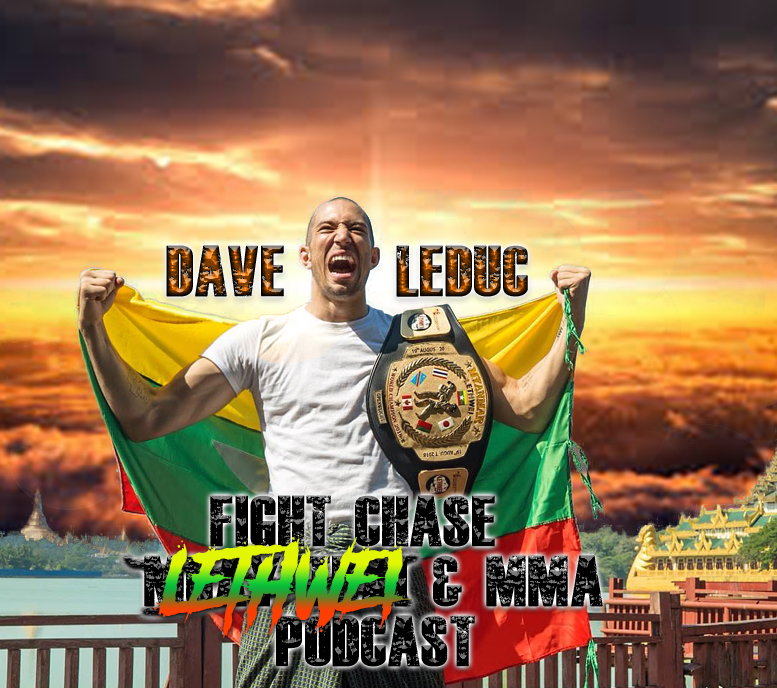 Fight Chase Podcast Special Guest Dave Leduc