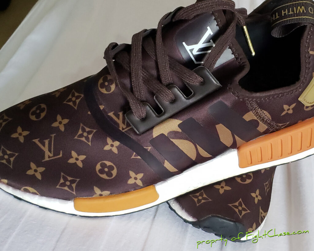 adidas LV its a scam